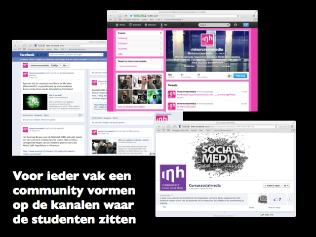 Social Media & Onderwijs 5